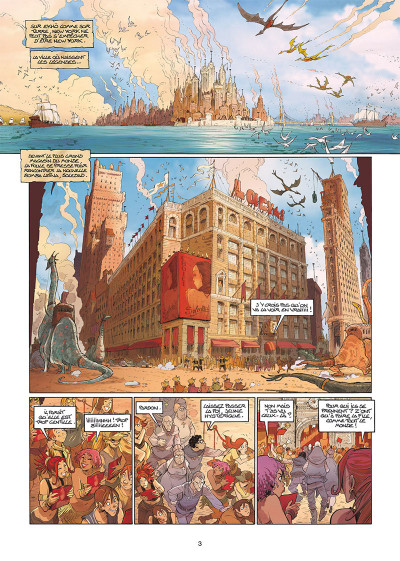 Page 1 Ekhö - monde miroir tome 6