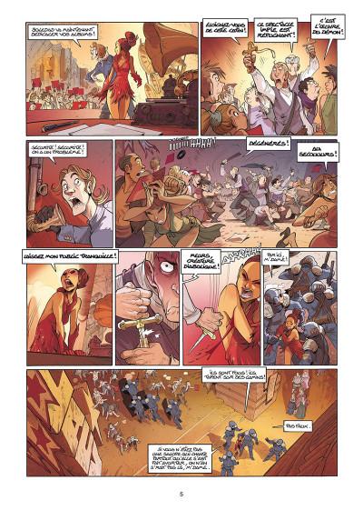 Page 3 Ekhö - monde miroir tome 6