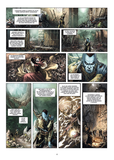 Page 2 Elfes tome 16