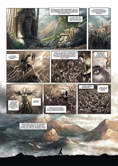 Page 3 Elfes tome 16