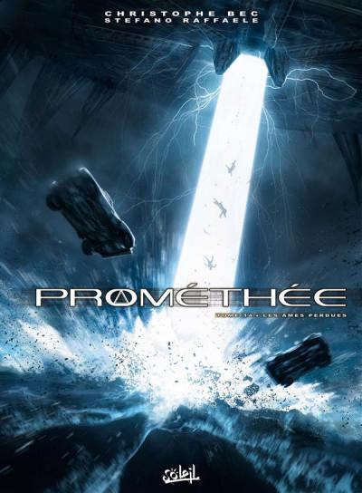 Couverture Prométhée tome 14