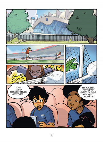 Page 1 PSG Academy tome 8
