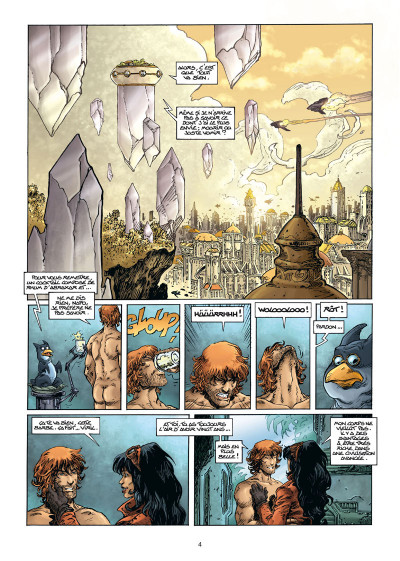 Page 2 Lanfeust odyssey tome 8