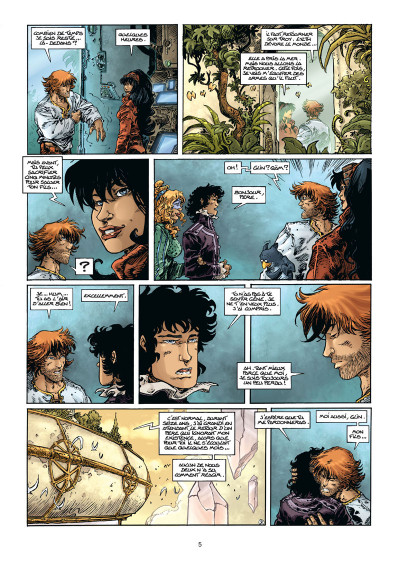 Page 3 Lanfeust odyssey tome 8