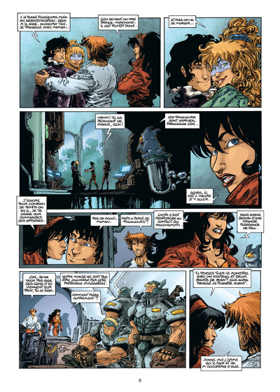 Page 4 Lanfeust odyssey tome 8
