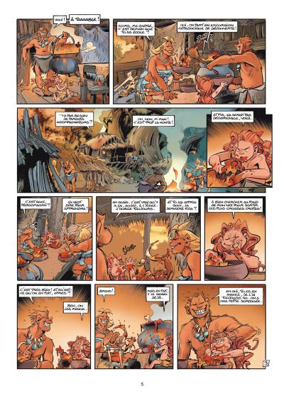 Page 3 Trolls de Troy tome 22