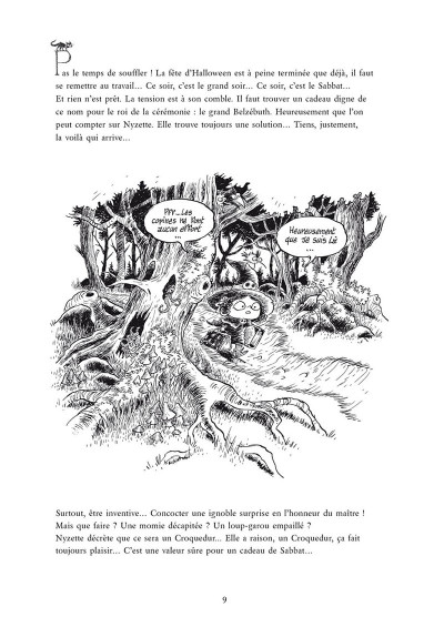 Page 2 Billy Brouillard - les comptines malfaisantes tome 3 (sous coffret)