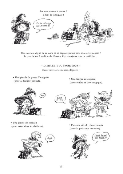 Page 3 Billy Brouillard - les comptines malfaisantes tome 3 (sous coffret)