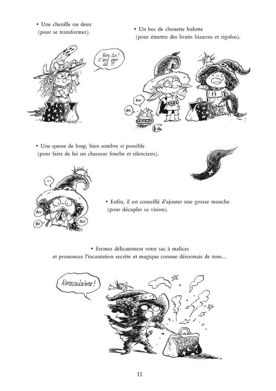 Page 4 Billy Brouillard - les comptines malfaisantes tome 3 (sous coffret)
