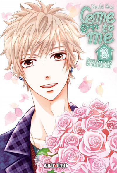 Couverture Come to me tome 8