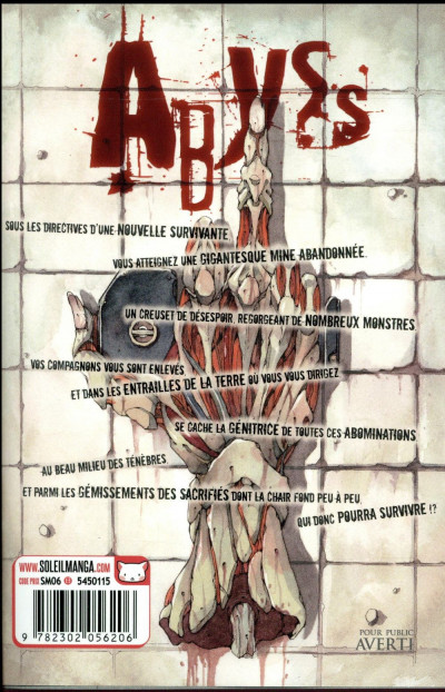 Dos Abyss tome 5