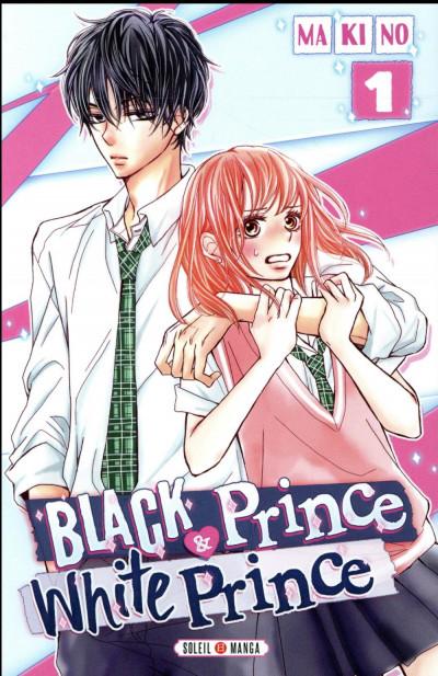 Couverture Black prince & white prince tome 1
