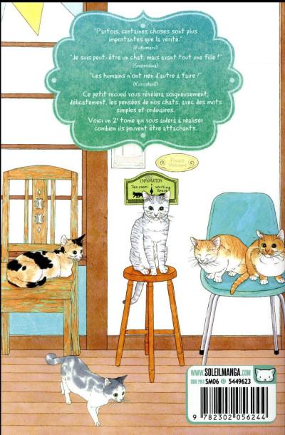 Dos Carnet de chats tome 2