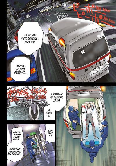 Page 2 Deathtopia tome 1