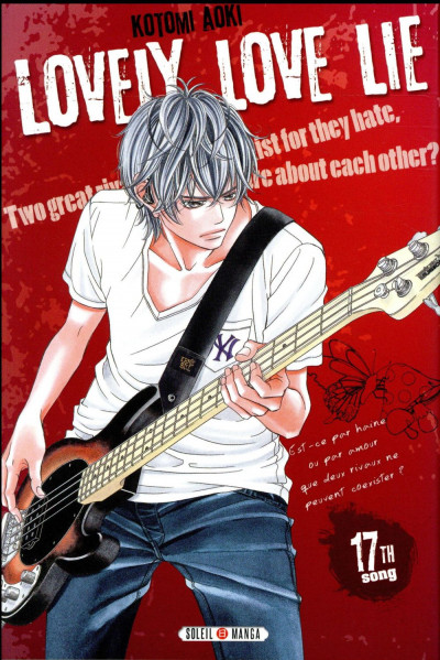 Couverture Lovely love lie tome 17