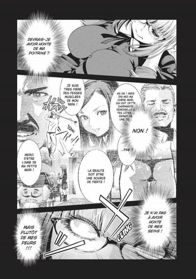 Page 5 Prison school tome 11
