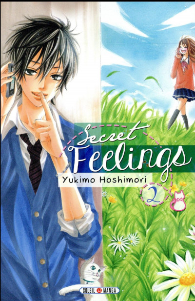 Couverture Secret feelings tome 2