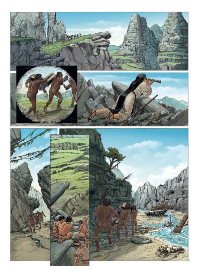 Page 1 Le monde perdu tome 3