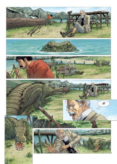 Page 3 Le monde perdu tome 3