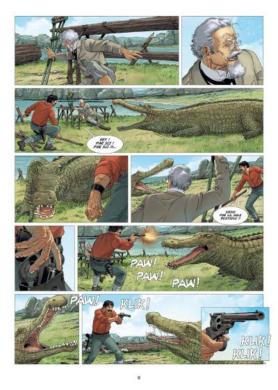 Page 4 Le monde perdu tome 3