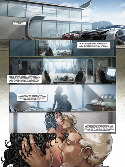 Page 1 Androïdes tome 4