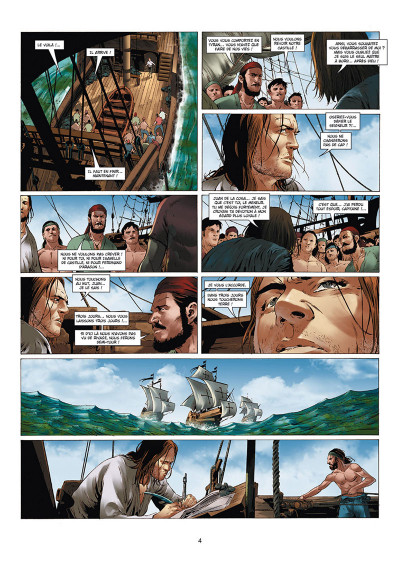 Page 2 Olympus mons tome 1