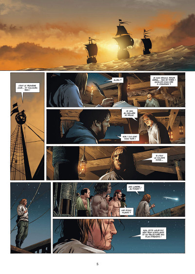 Page 3 Olympus mons tome 1