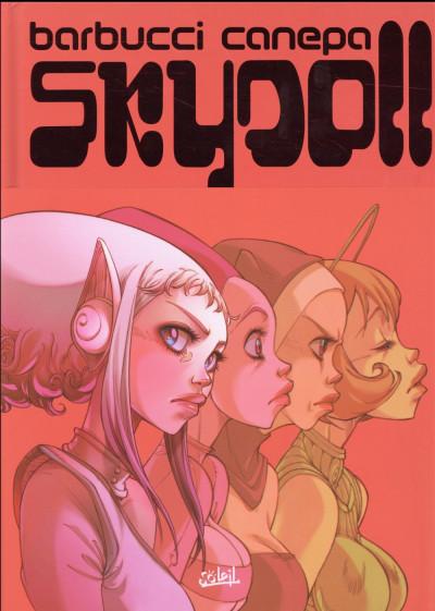 Couverture Sky doll - édition spéciale tome 4