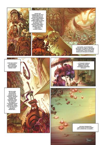 Page 2 Sky doll - édition spéciale tome 4