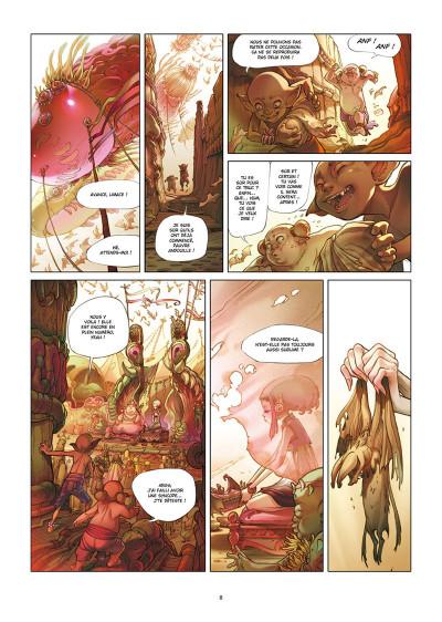 Page 4 Sky doll - édition spéciale tome 4