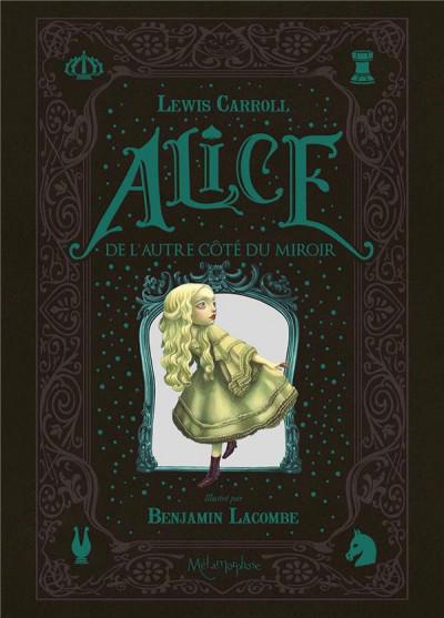 Couverture Coffret - Alice au pays des merveilles + De l'autre côté