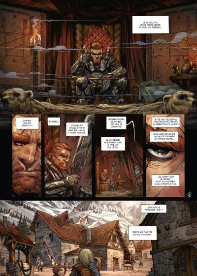 Page 1 Nains - pack tomes 1 + 6