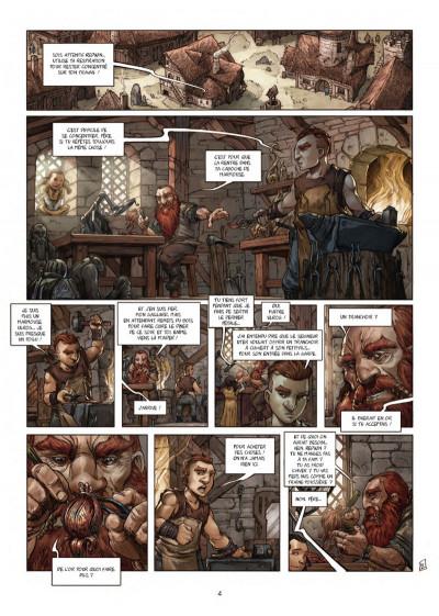 Page 2 Nains - pack tomes 1 + 6