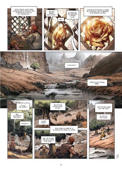 Page 3 Nains - pack tomes 1 + 6