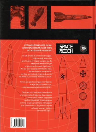 Dos Wunderwaffen présente Space Reich tome 2