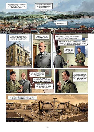 Page 1 Wunderwaffen présente Space Reich tome 2