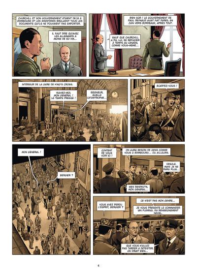 Page 2 Wunderwaffen présente Space Reich tome 2