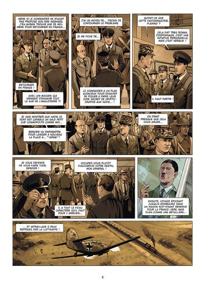Page 3 Wunderwaffen présente Space Reich tome 2