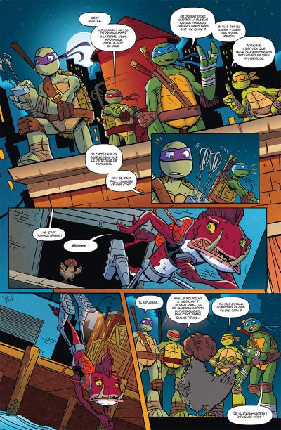 Page 1 Teenage Mutant Ninja Turtles tome 1
