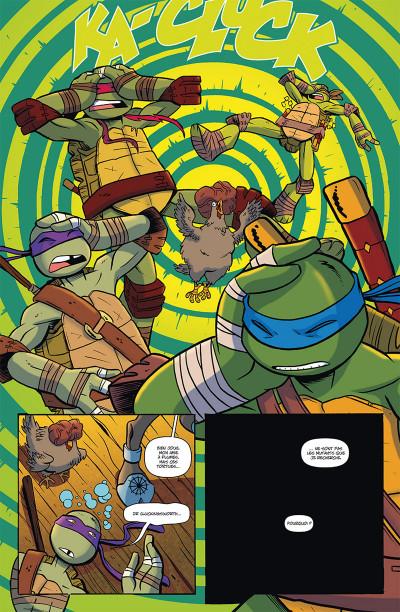 Page 2 Teenage Mutant Ninja Turtles tome 1