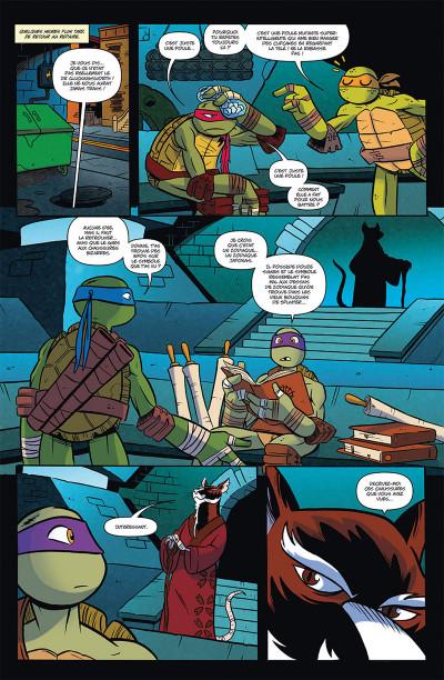 Page 3 Teenage Mutant Ninja Turtles tome 1