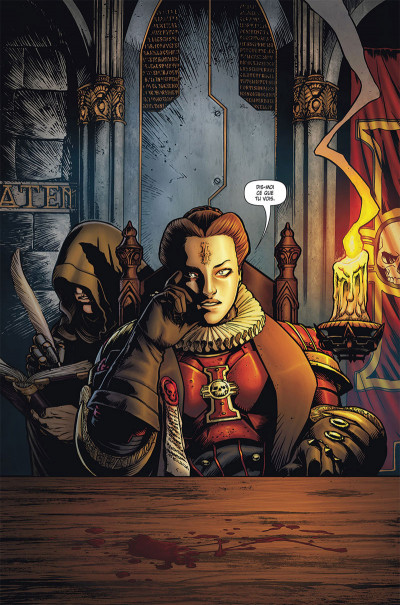 Page 1 Warhammer 40 000 tome 1