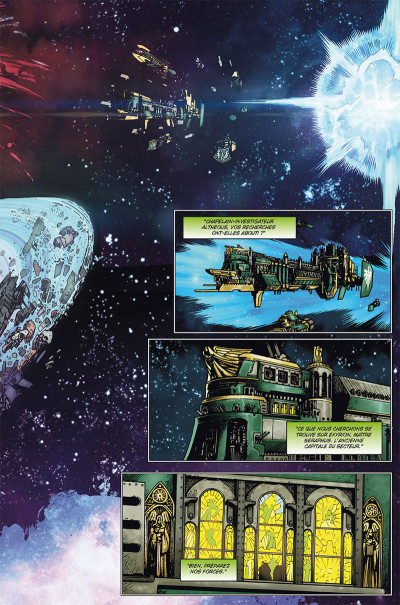 Page 3 Warhammer 40 000 tome 1