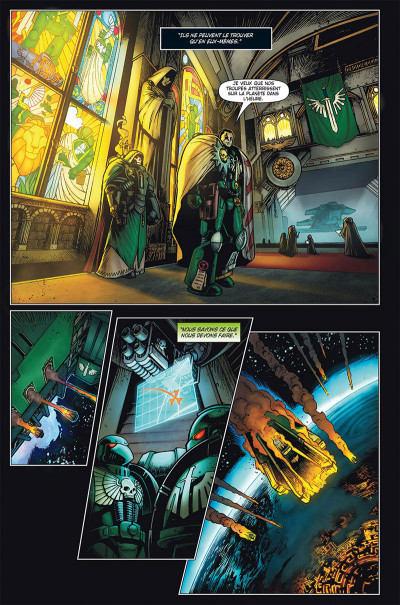 Page 4 Warhammer 40 000 tome 1