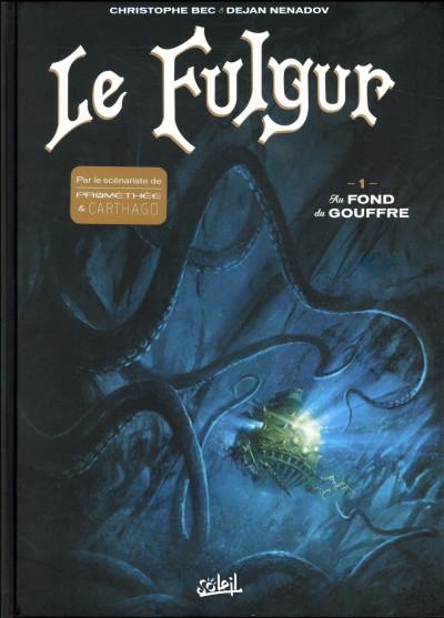 Couverture Le fulgur tome 1 + ex-libris offert