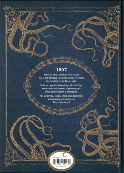 Dos Le fulgur tome 1 + ex-libris offert