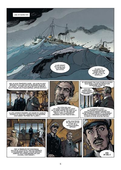 Page 1 Le fulgur tome 1 + ex-libris offert