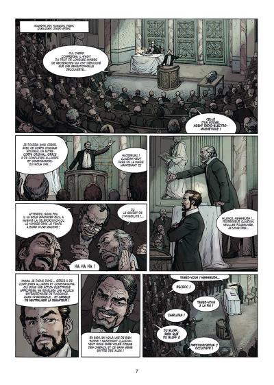 Page 3 Le fulgur tome 1