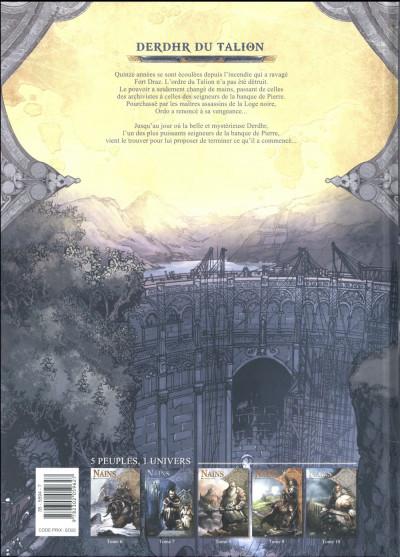 Dos Nains tome 7 - Derdhr du Talion