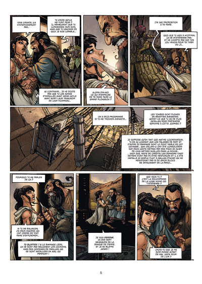 Page 3 Nains tome 7 - Derdhr du Talion